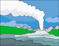 Geyser clipart #18, Download drawings