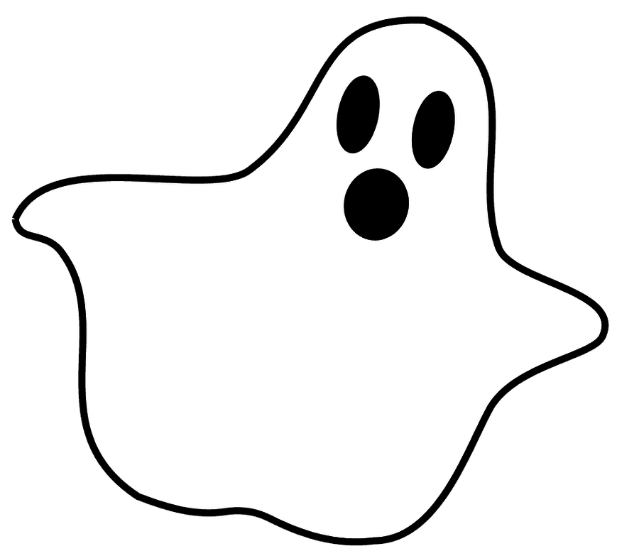 Ghost clipart #9, Download drawings