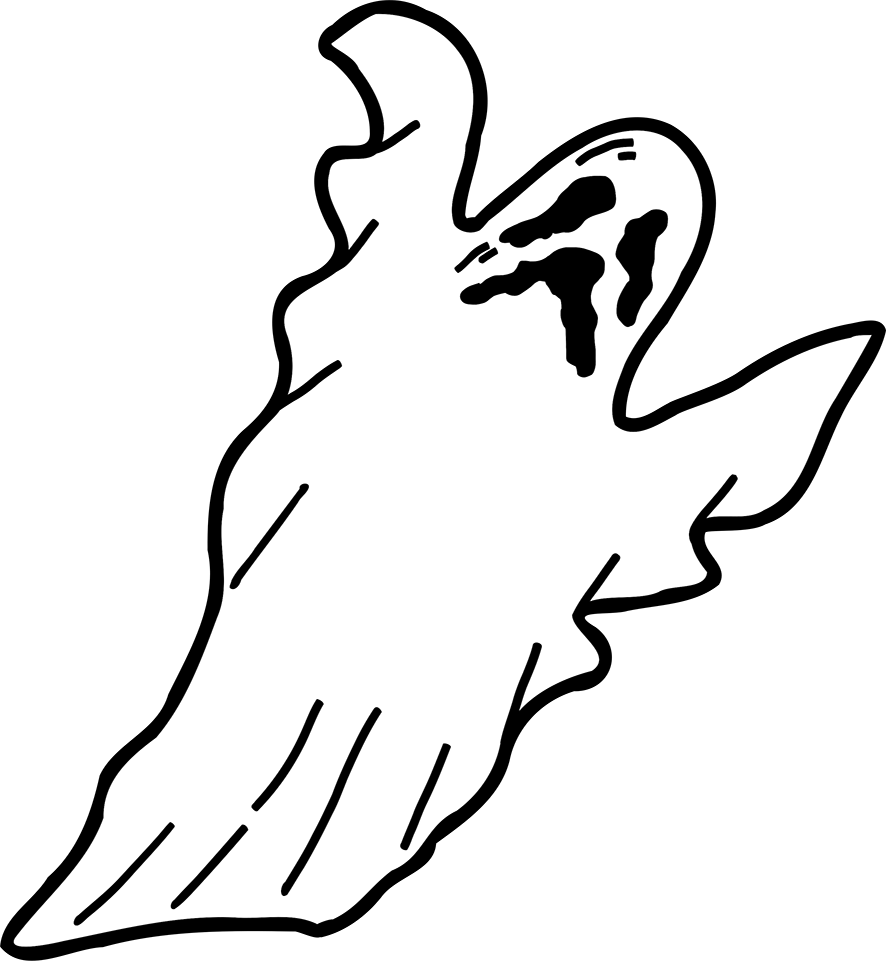 Ghost clipart #8, Download drawings