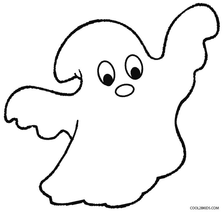 Ghost coloring #16, Download drawings