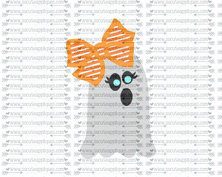 Ghostly Girl svg #8, Download drawings