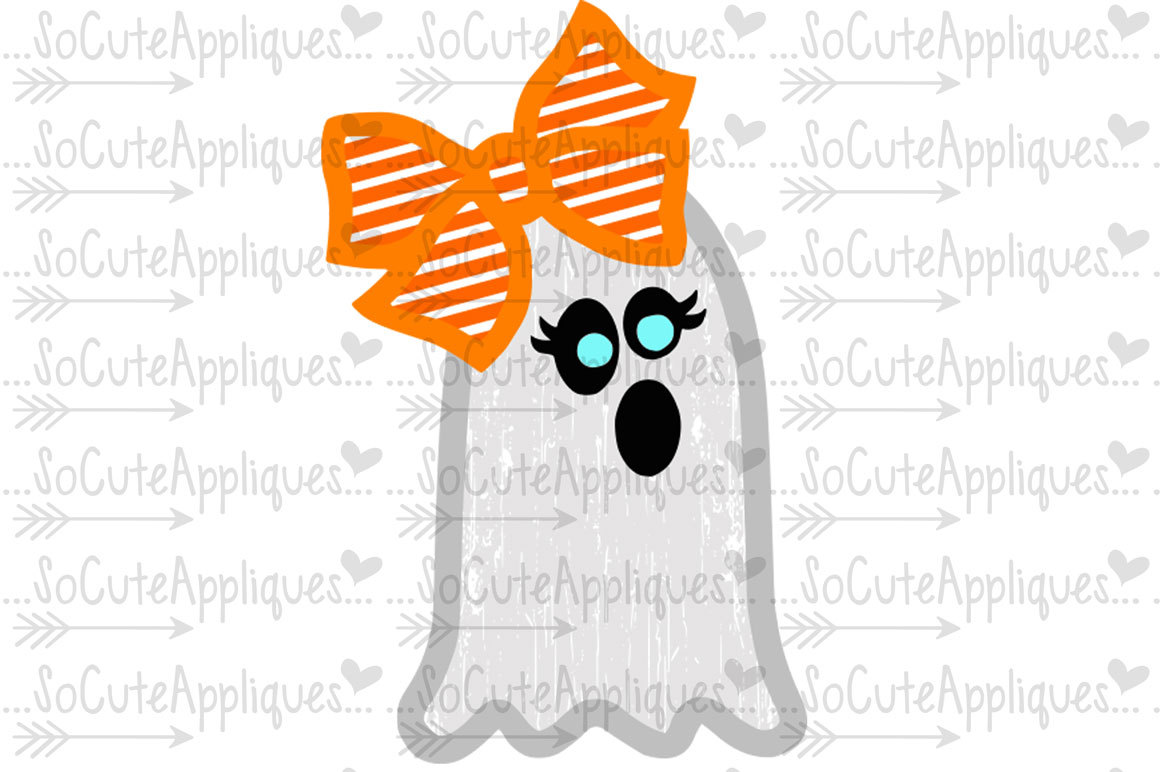 Ghostly Girl svg #18, Download drawings