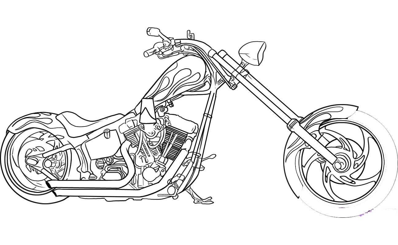 Ghostrider coloring #15, Download drawings