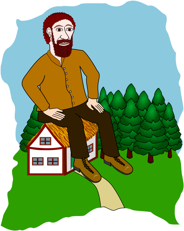 Giant clipart #12, Download drawings