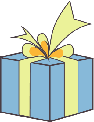 Gift clipart #16, Download drawings