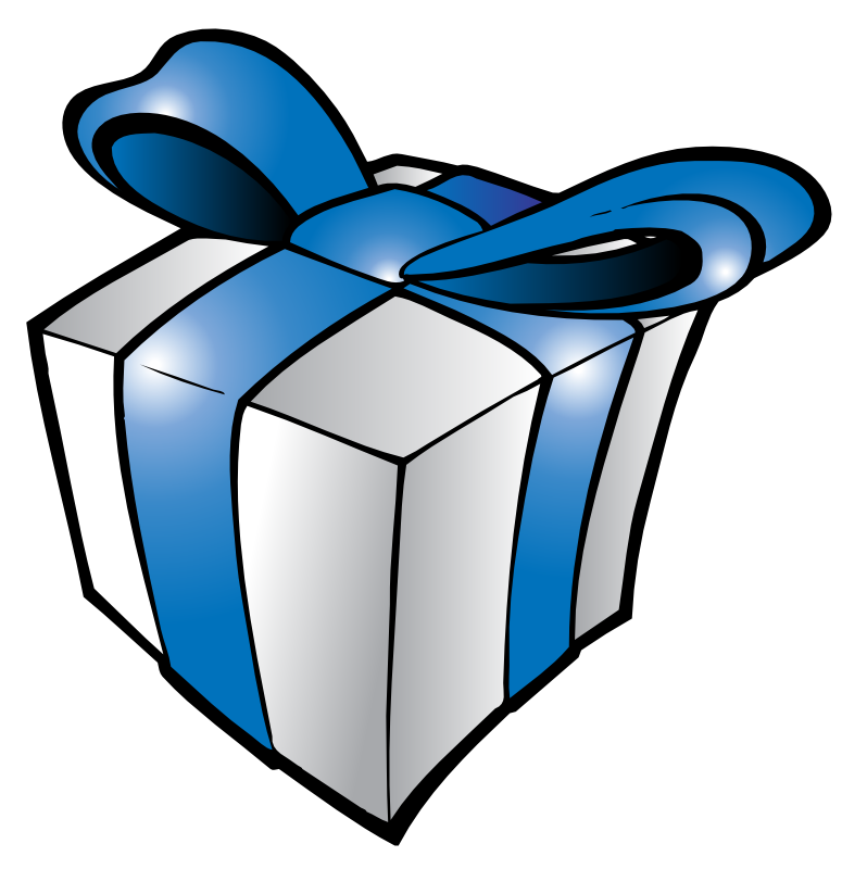 Gift clipart #2, Download drawings