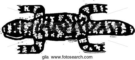 Gila Monster clipart #11, Download drawings