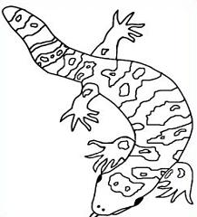 Gila Monster clipart #13, Download drawings
