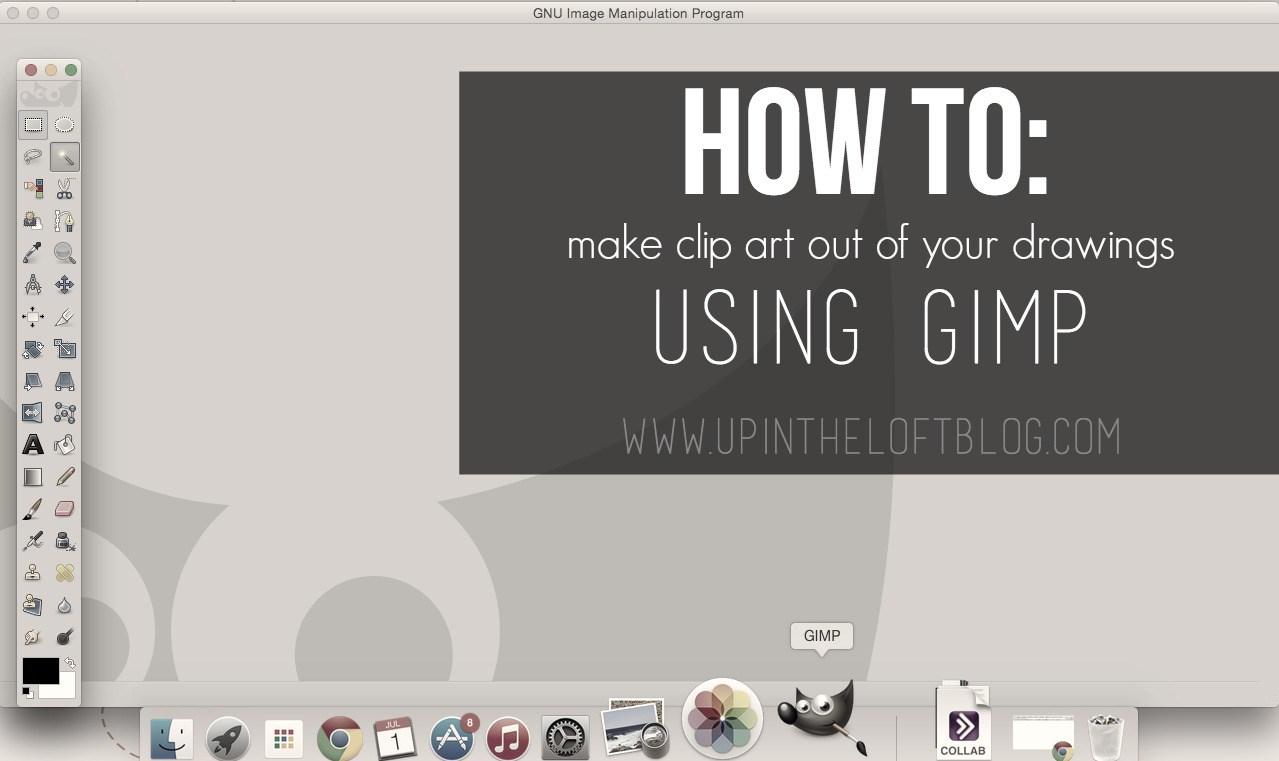 Gimp clipart #7, Download drawings