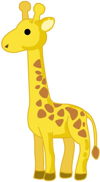 Giraffe clipart #7, Download drawings
