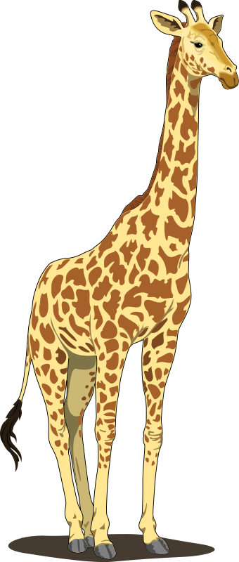 Giraffe clipart #16, Download drawings