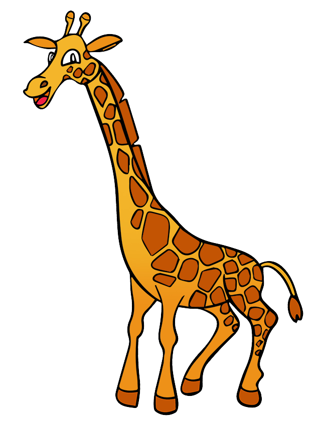 Giraffe clipart #17, Download drawings