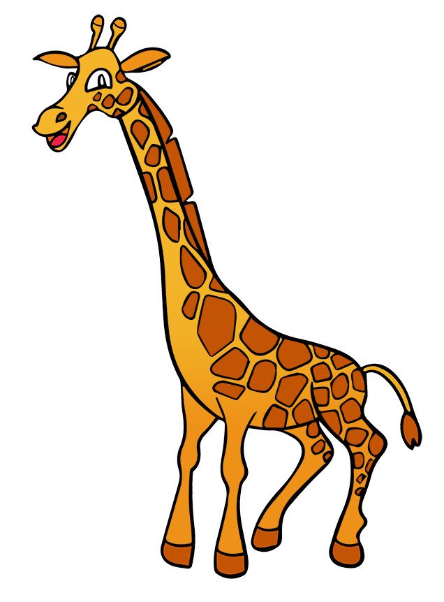 Giraffe clipart #17, Download drawings