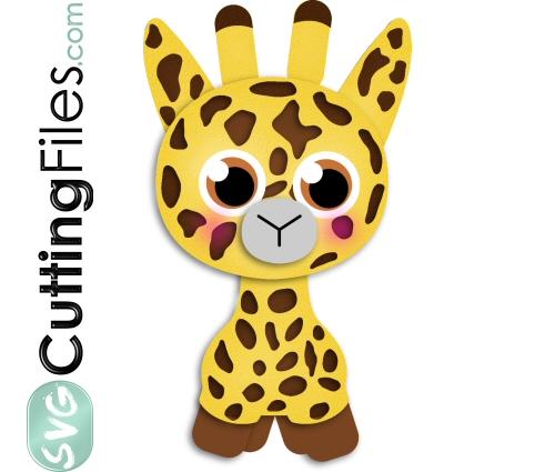 Giraffe svg #11, Download drawings