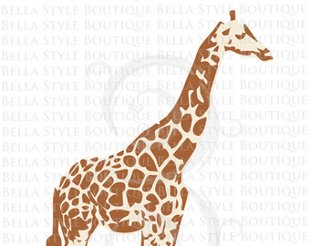 Giraffe svg #4, Download drawings
