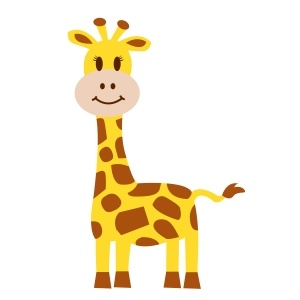 Giraffe svg #18, Download drawings