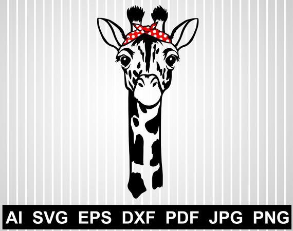 giraffe svg free #969, Download drawings