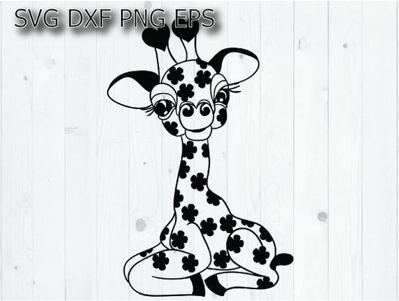 giraffe svg free #951, Download drawings
