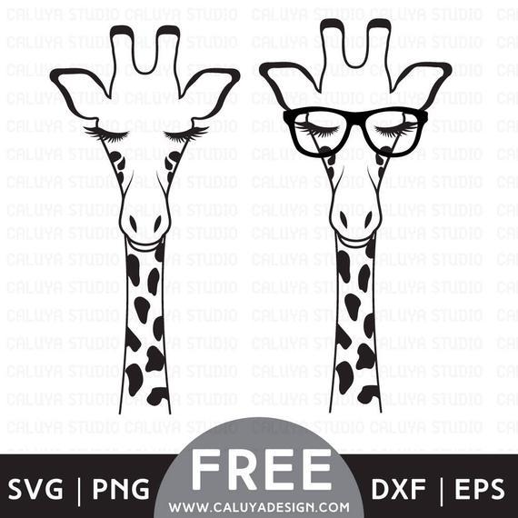 giraffe svg free #972, Download drawings