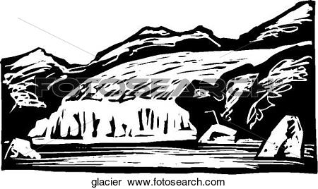 Glacier clipart #11, Download drawings