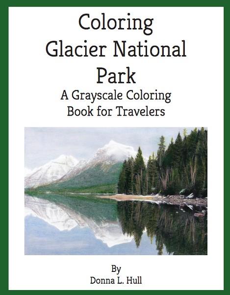 Glacier coloring #5, Download drawings