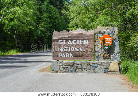 Glacier National Park clipart #12, Download drawings