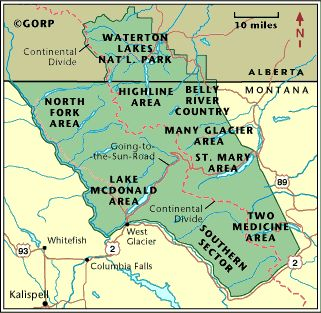 Glacier National Park clipart #16, Download drawings
