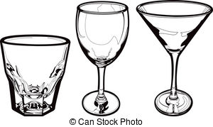Glass clipart #15, Download drawings