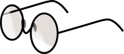 Glasses clipart #4, Download drawings
