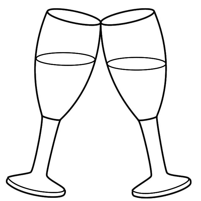 Glasses coloring #12, Download drawings