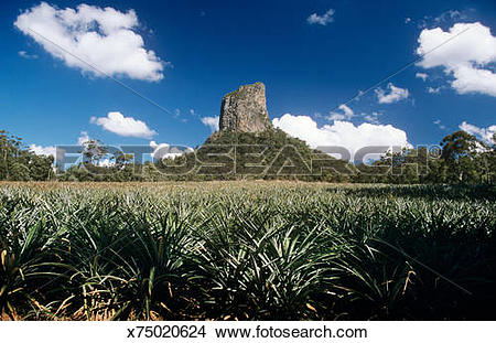 Glasshouse Mountains clipart #1, Download drawings