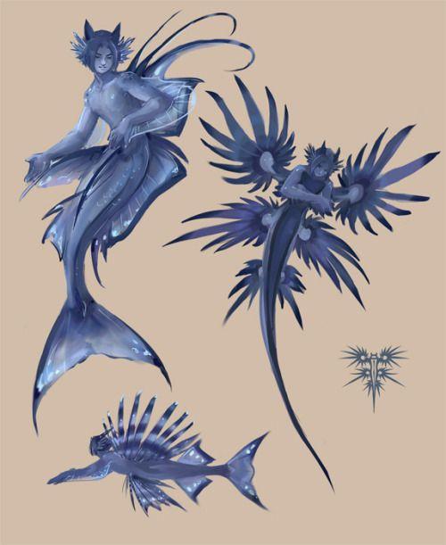 Glaucus Atlanticus coloring #3, Download drawings