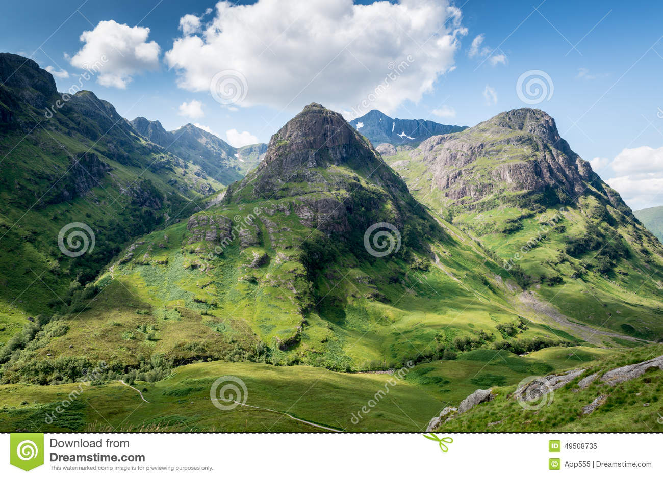 Glen Coe clipart #1, Download drawings