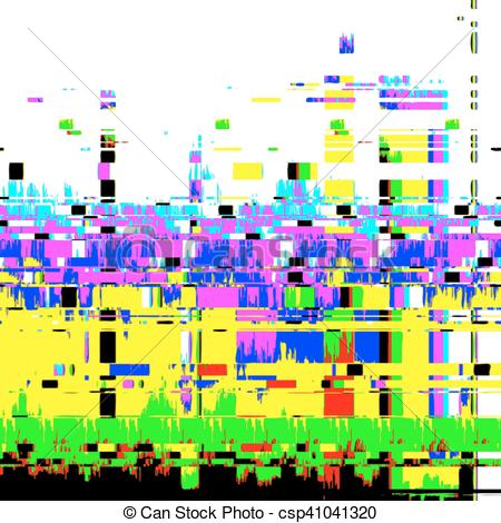 Glitch Art clipart #10, Download drawings