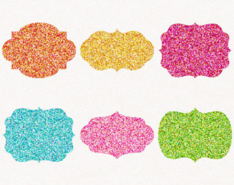Glitter clipart #2, Download drawings