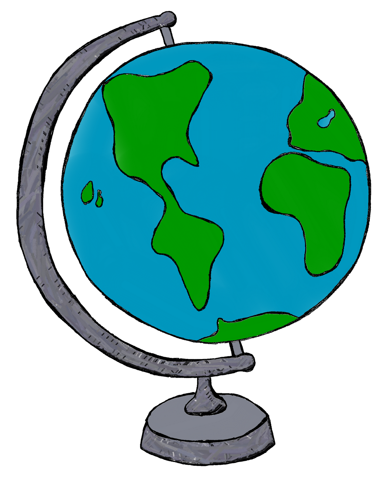 Globe clipart #9, Download drawings