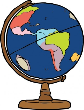 Globe clipart #18, Download drawings
