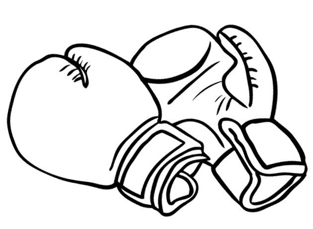 Glove coloring #3, Download drawings
