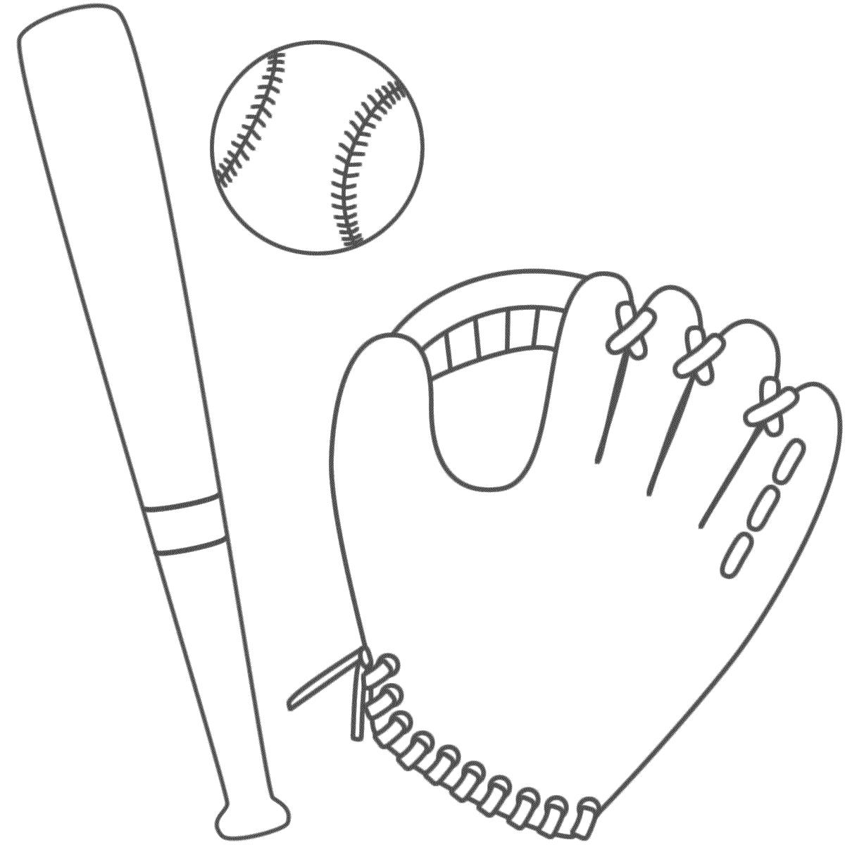 Glove coloring #8, Download drawings