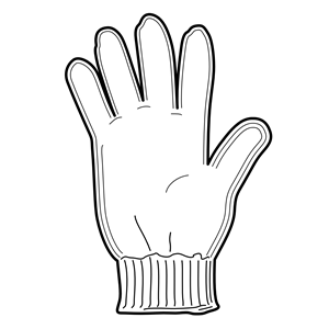 Glove svg #9, Download drawings
