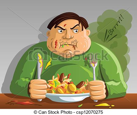 Gluttony clipart #13, Download drawings