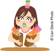 Gluttony clipart #12, Download drawings