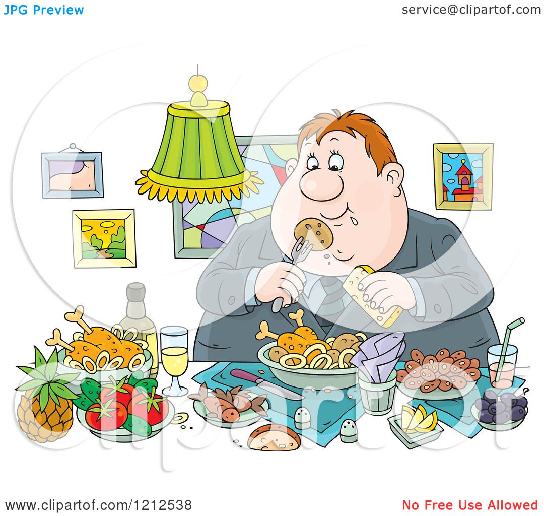 Gluttony clipart #6, Download drawings