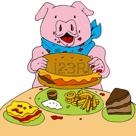 Gluttony clipart #20, Download drawings