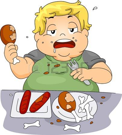 Gluttony clipart #2, Download drawings