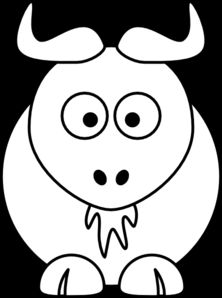 Gnu clipart #1, Download drawings
