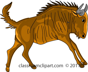 Gnu clipart #19, Download drawings