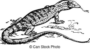 Sand Lizard clipart #5, Download drawings