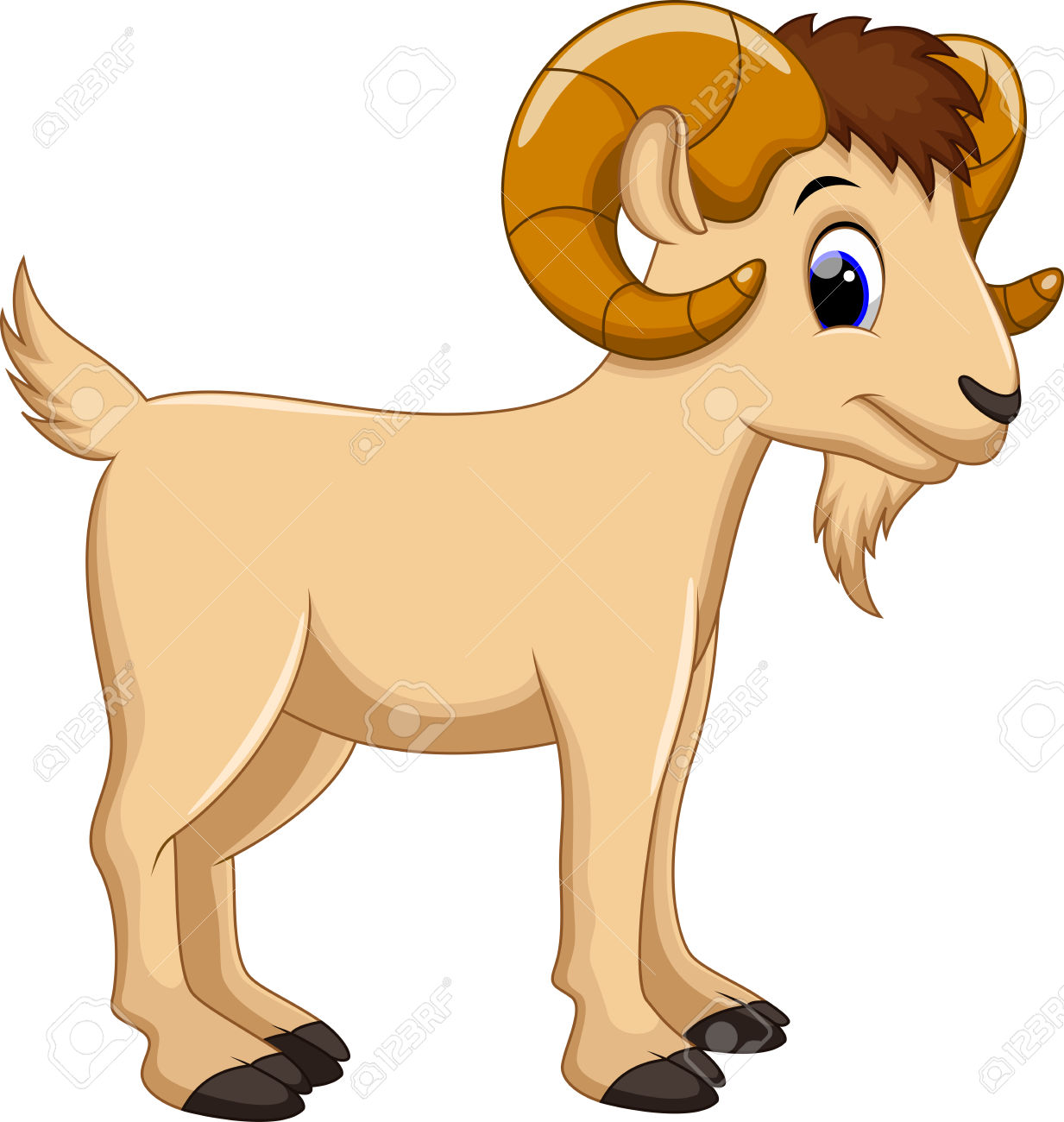 Goat clipart #7, Download drawings