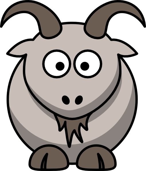 Goat svg #4, Download drawings
